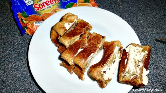 Orange Soreen loaf