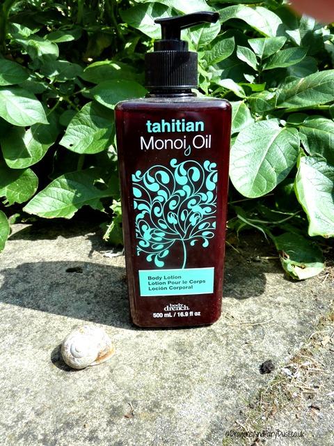 Body Drench Tahitian Monoi Oil Review