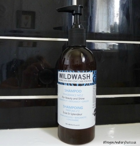 Wildwash Dog Shampoo