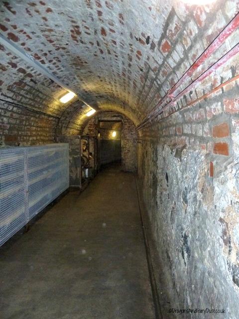 Crumlin Road Gaol tunnel