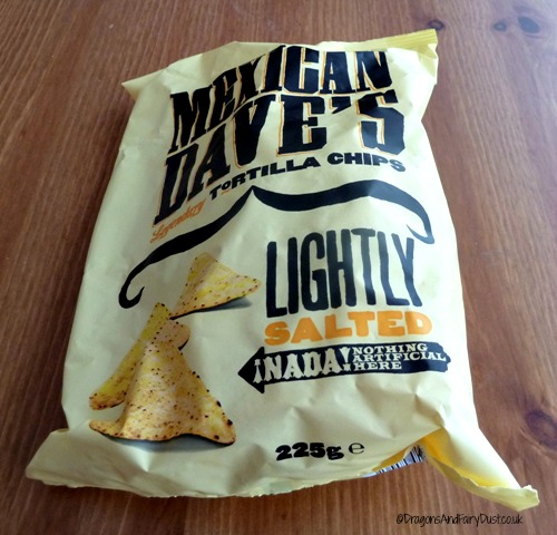 Mexican Daves Tortilla Chips