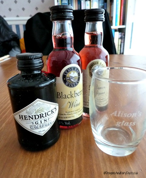 Drinks from Just Minatures