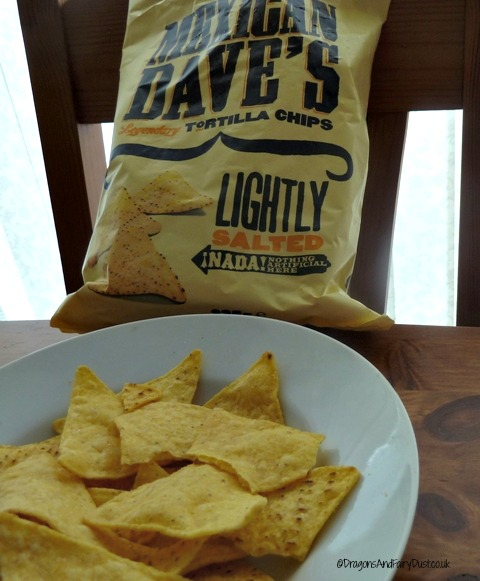 Mexican Dave's Tortilla chips
