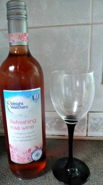 Weightwatchers wine
