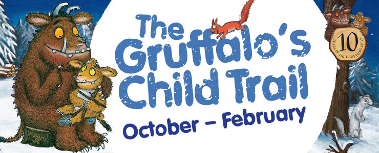 Gruffalo childs trails