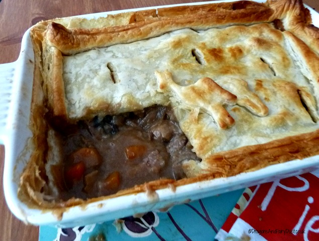 Steak and Ale Pie Recipe Dragons and Fairy Dust