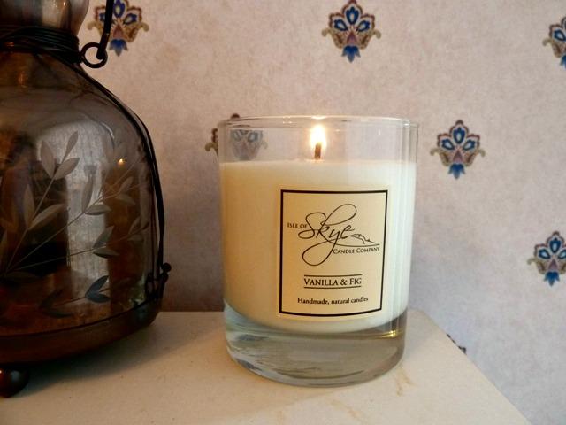 Isle of Skye candle