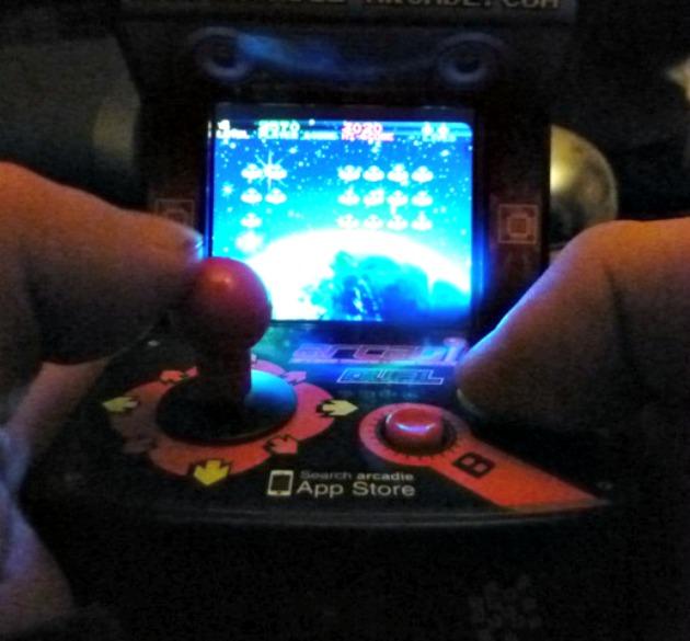 Arcadie desktop arcade