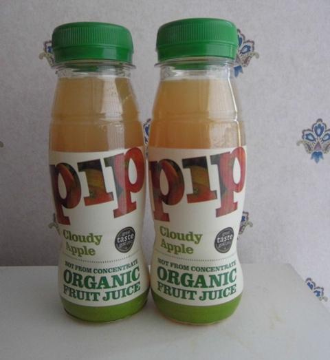 Pip Cloudy Apple Juice