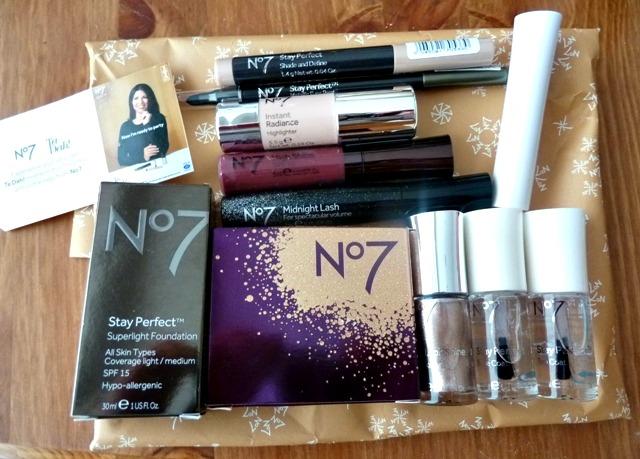 No7 make-up