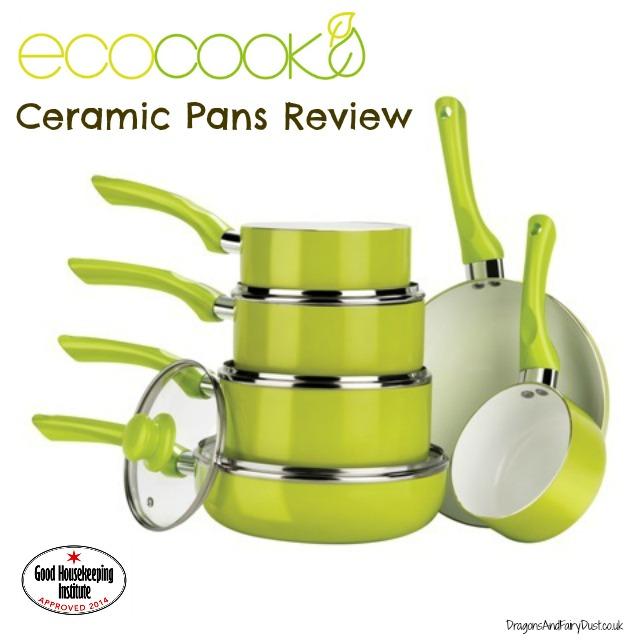 Ecocook ceramic pans