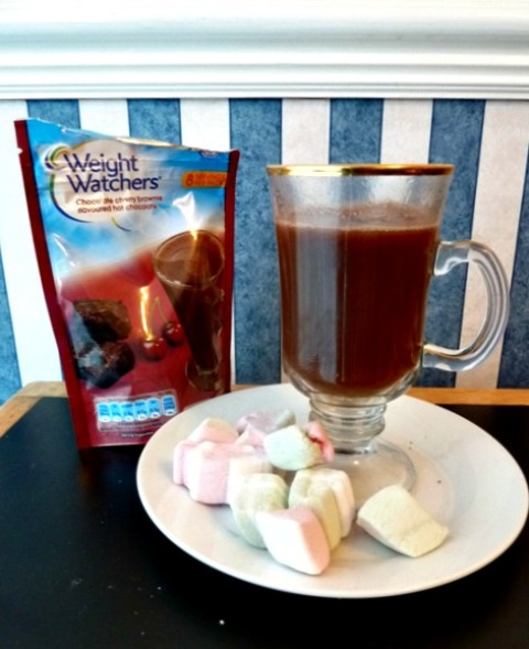 Weightwatchers hot chocolate