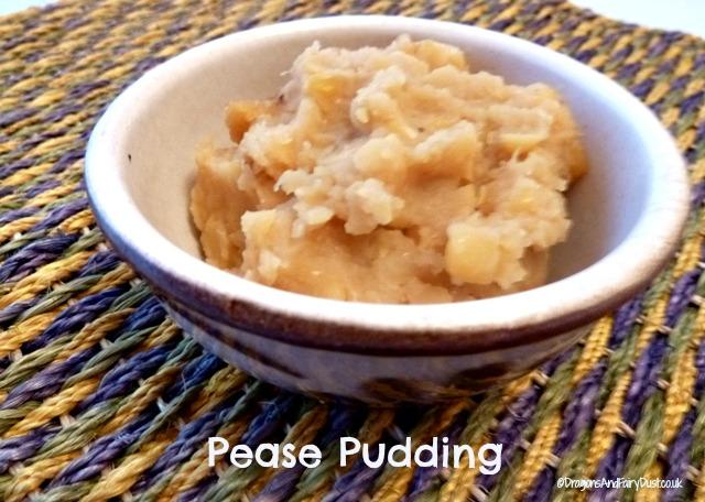 Regional Recipes: Pease Pudding