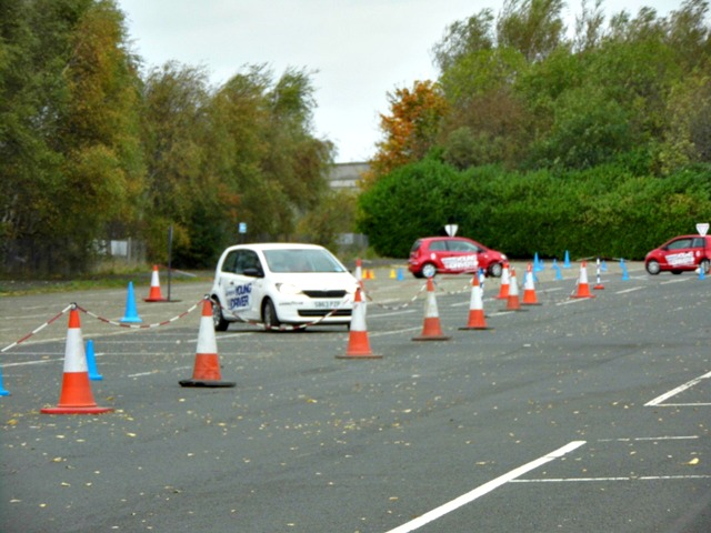 Young persons driver lessons