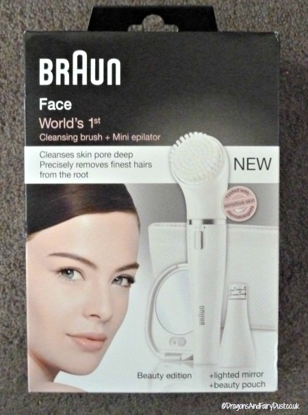 Braun Face Beauty Edition: Epilator and Cleanser
