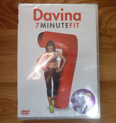 Get Fit with Davina's 7 Minute Fit