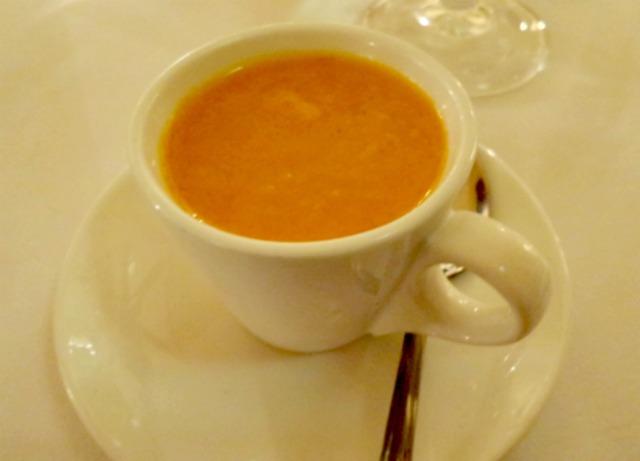 ox pasture hall tomato soup