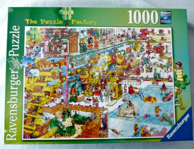 Ravensburger Puzzle Factory Jigsaw