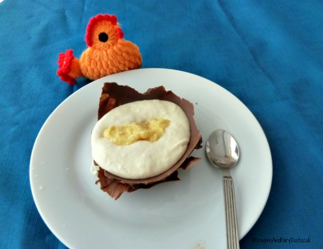 Creme-egg-mousse