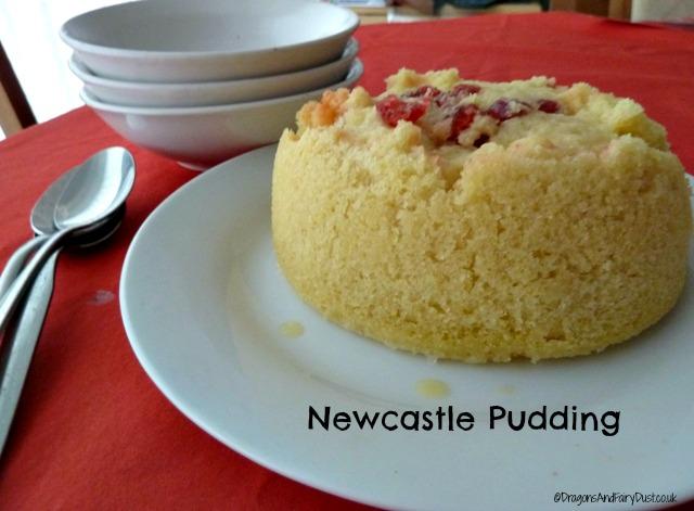 Newcastle Pudding