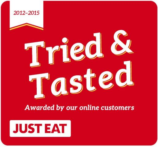 JUST EAT Tried and Tasted