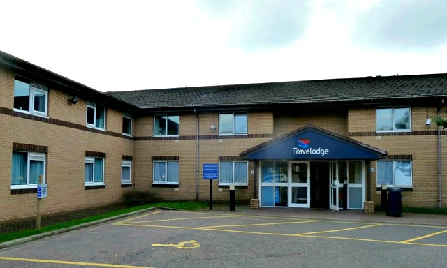 Travelodge Paisley Road