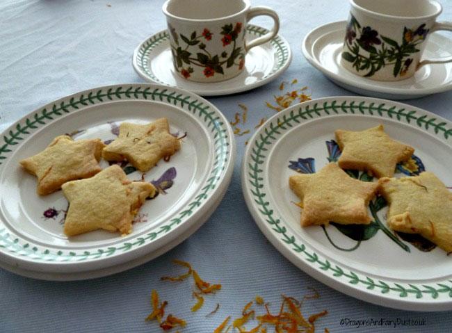 Marigold biscuits