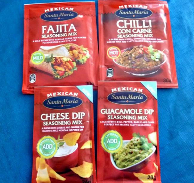 Santa Maria spices