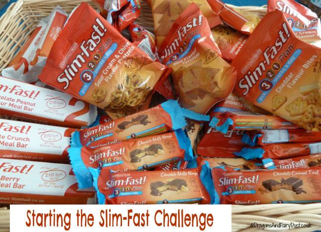 Slim-fast challenge