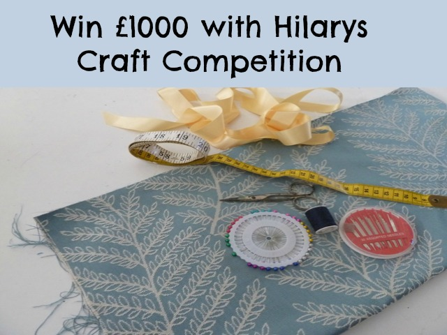 Hilarys Craft Competition