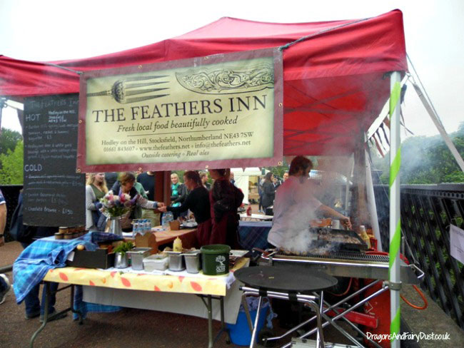 The Feathers Inn