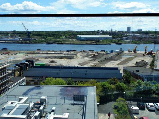 Wallsend shipyards