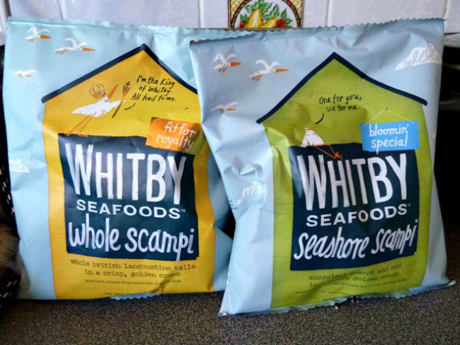 Whitby seafood