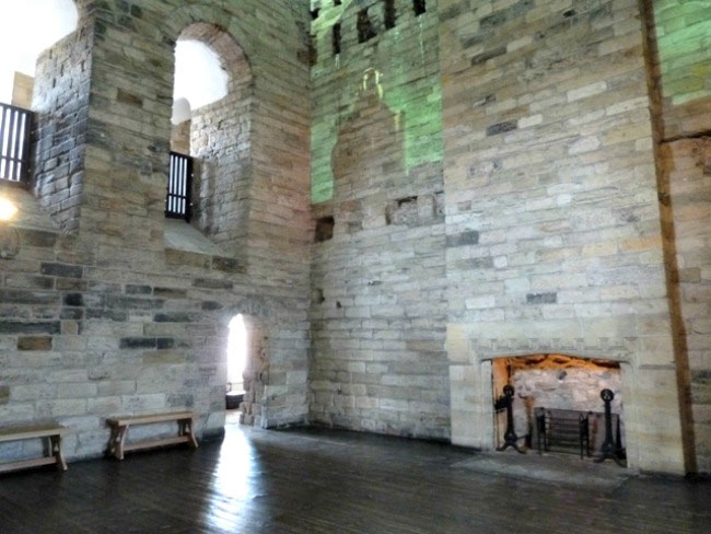 Great Hall, Newcastle Castle