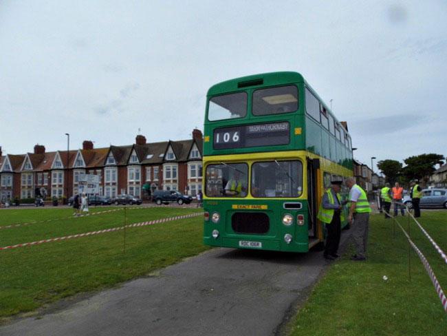 Whitley Bay Bus Rally