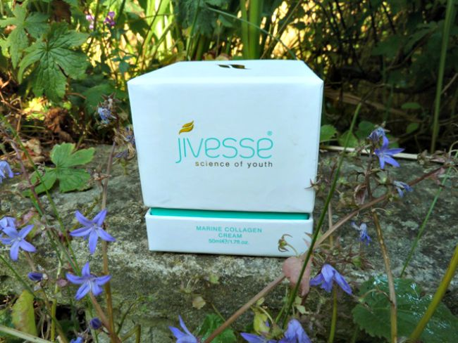 Jivesse Marine Collagen Cream Review