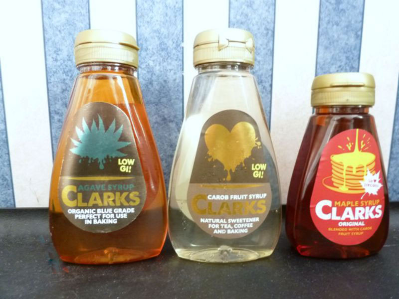 Clarks Syrup