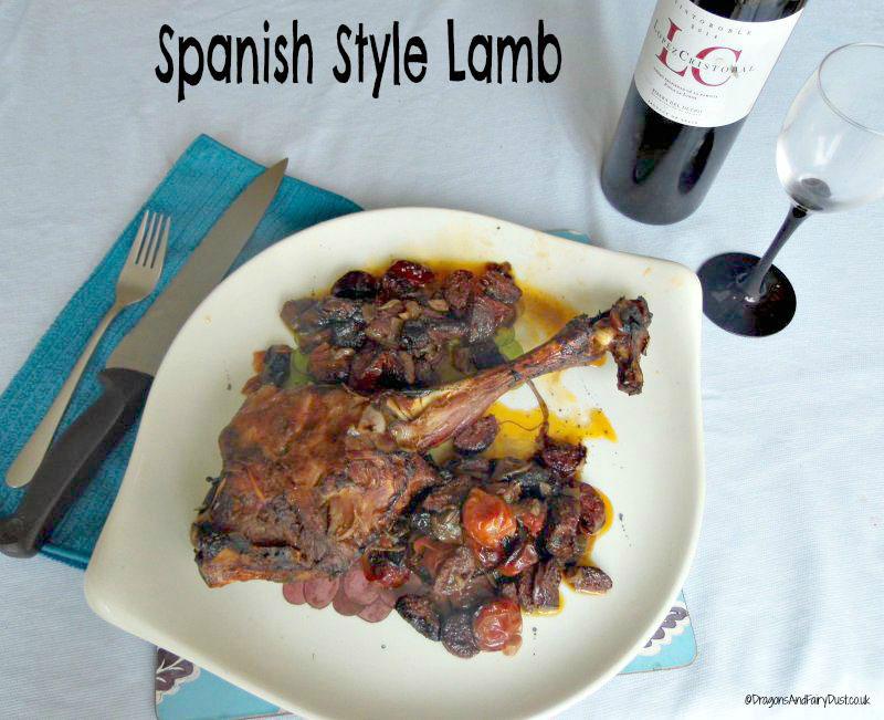 Spanish Style Lamb