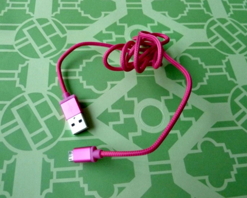 Trendz charge cable