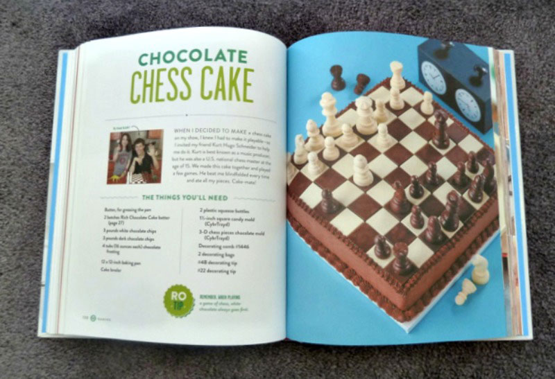 The Nerdy Nummies Cookbook by Rosanna Pansino - Dragons ...