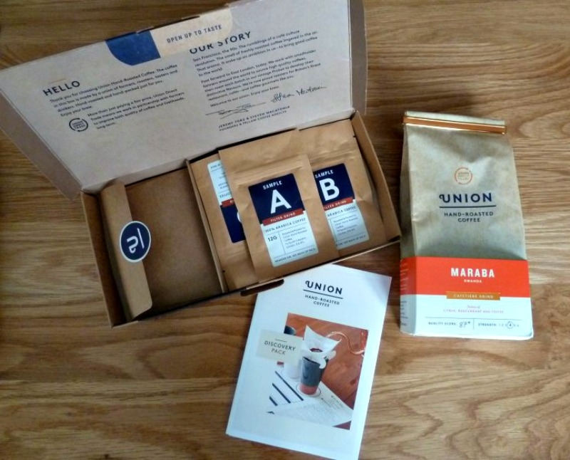 Cofffee subscription service