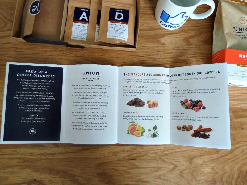 coffee subscription club