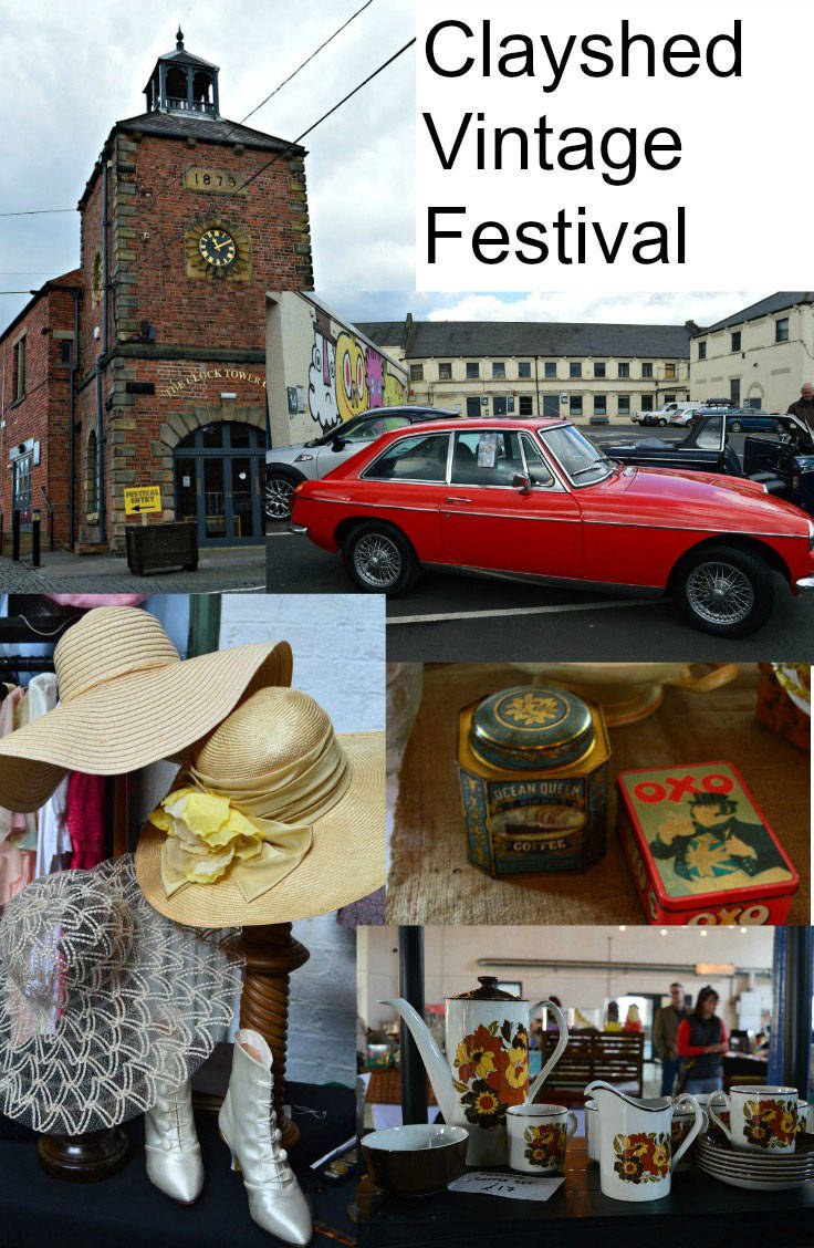 The Clayshed Vintage Festival 2016