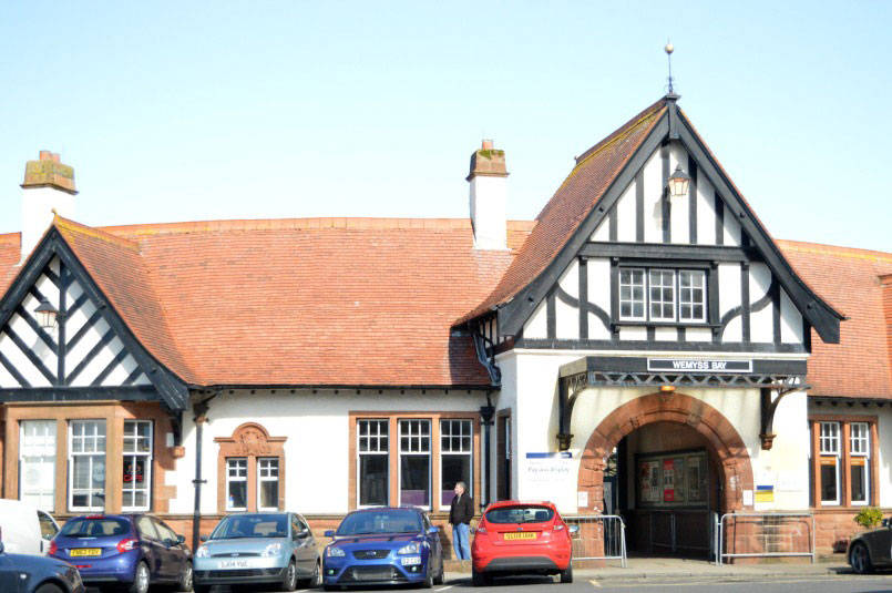 Wemyss Bay Station