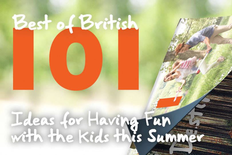 Best of British summer actitivies