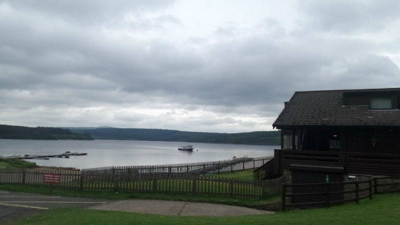 The boat inn, kielder water