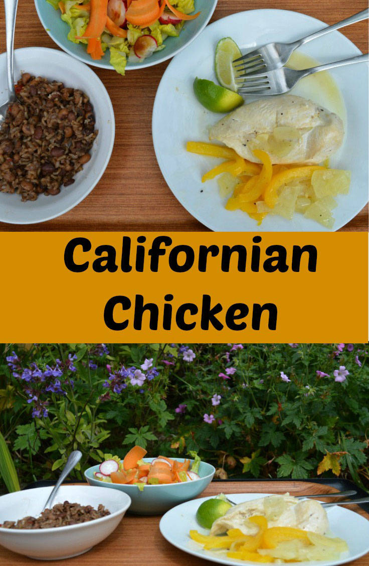 Californian chicken