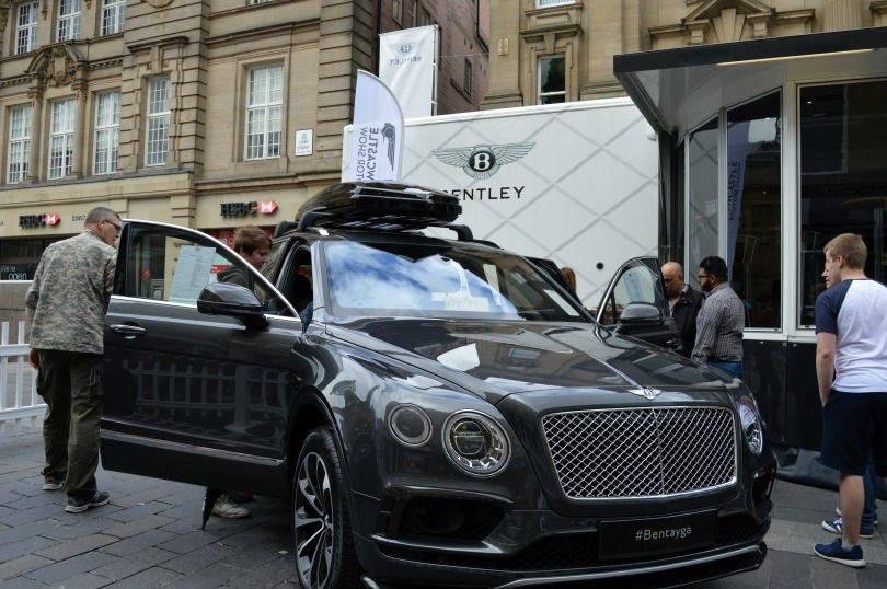 NE1 Motor Show - Bentley