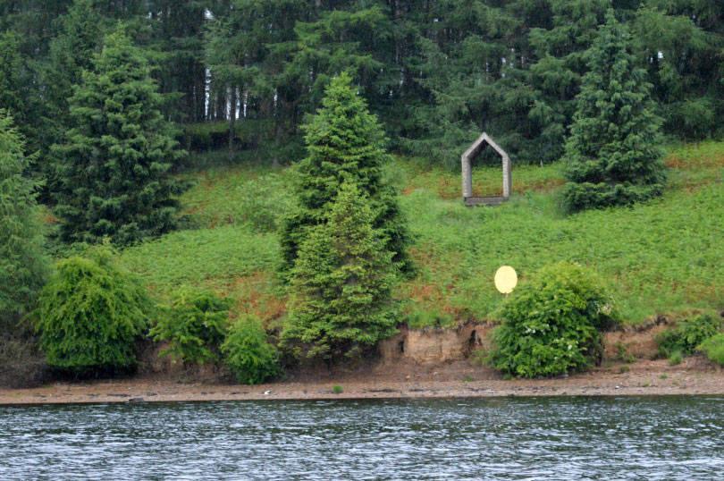 Robins hut at Kielder