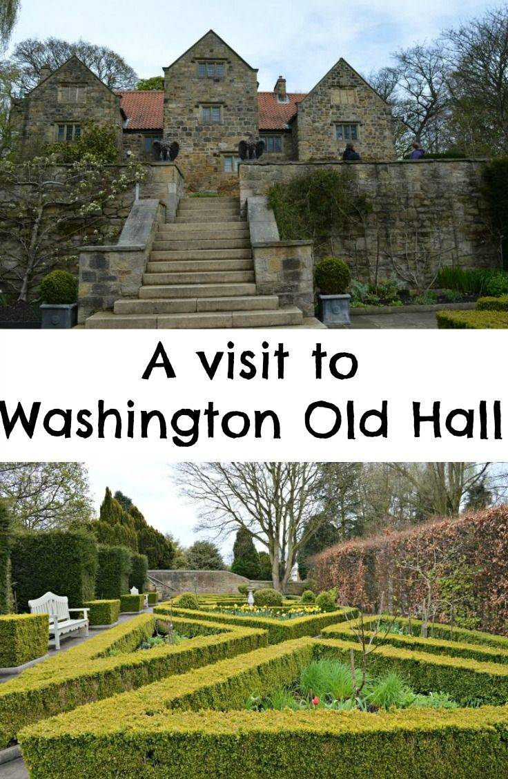 A visit to Washington Old Hall